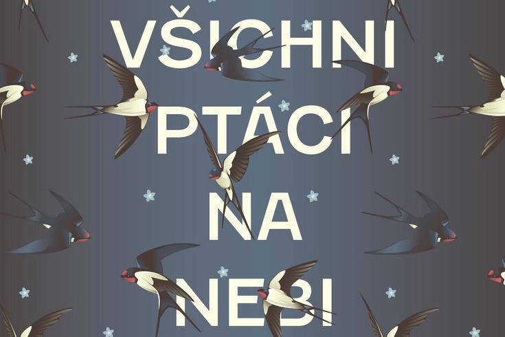 Vyhrajte román Všichni ptáci na nebi! - www.klubknihomolu.cz