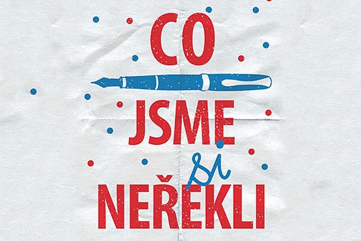 Vyhrajte temně humorný příběh o manželství  knihu Co jsme si neřekli! - www.klubknihomolu.cz