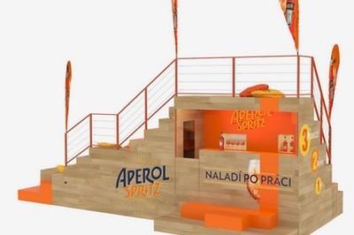 SOUTĚŽ: Aperol představuje nový bar - www.zenyprozeny.cz