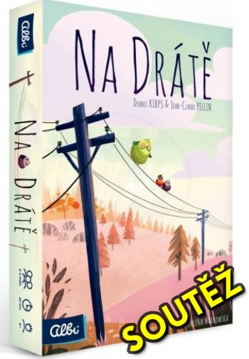 SOUTĚŽ o karetní hru NA DRÁTĚ od ALBI - www.chrudimka.cz