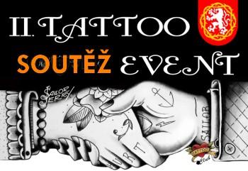 SOUTĚŽ o vstupenky na Tattoo Event 2017 - www.chrudimka.cz