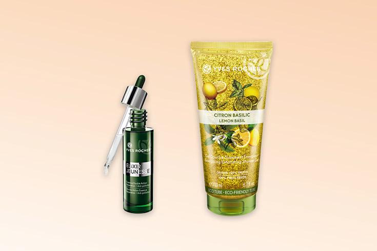 Křížovka o luxusní kosmetiku Yves Rocher - www.vyhranasedm.cz