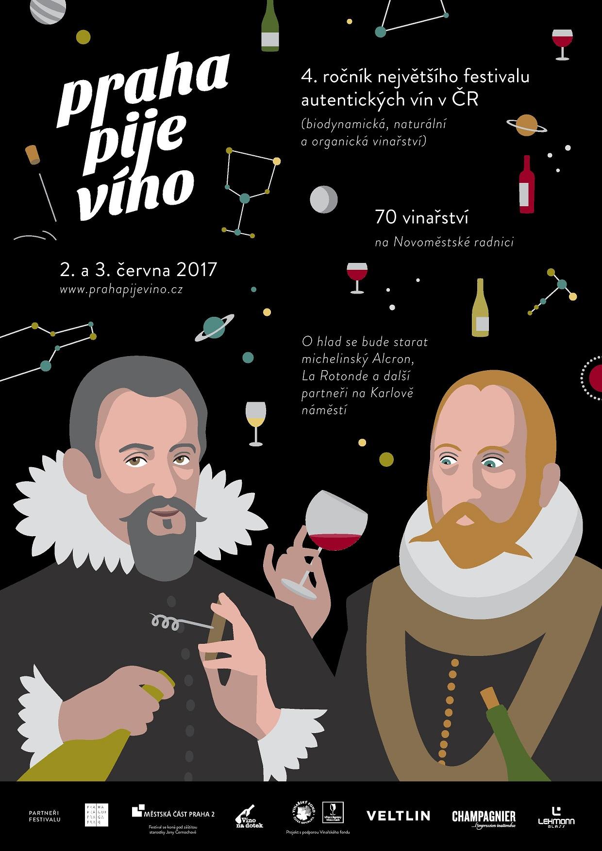 Soutěž o vstupenky na festival vín \ - www.prahapijevino.cz