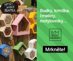 Soutěž o slevu na dilnahammer.z - https://www.dilnahammer.cz/ptaci-krmitka/