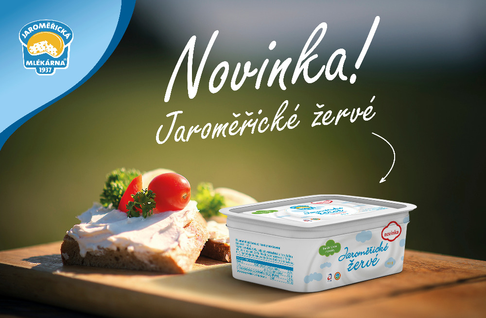 Vyhrajte měsíc s výrobky od Jaroměřické mlékárny - www.dokonalazena.cz