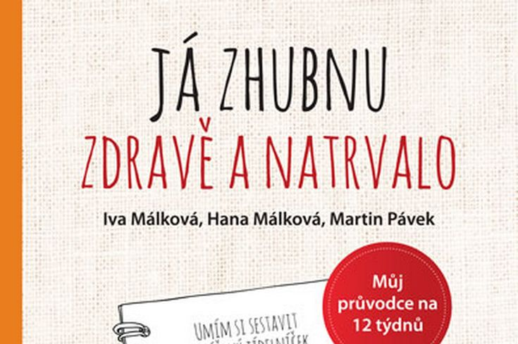 Vyhrajte knihu Já zhubnu  zdravě a natrvalo - www.klubknihomolu.cz