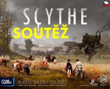 SOUTĚŽ o strategickou hru SCYTHE od ALBI - www.chrudimka.cz
