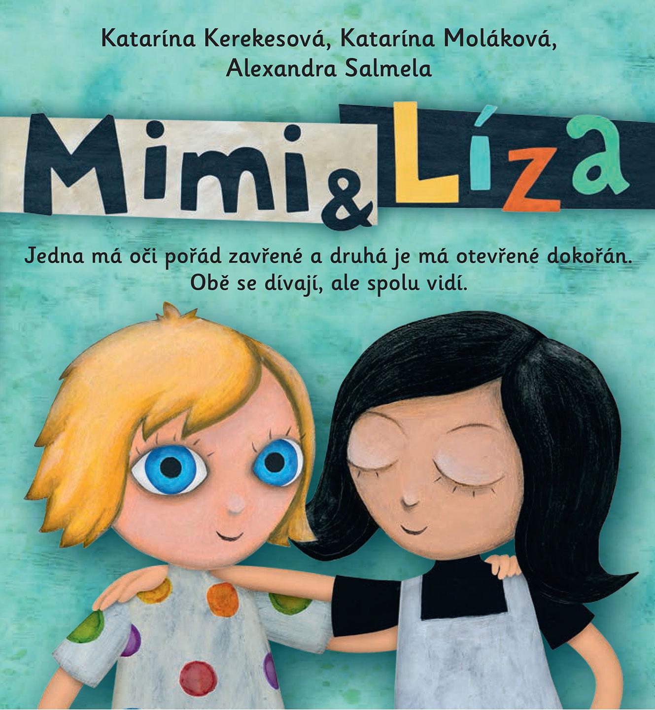 Soutěž o 3 knihy Mimi a Líza - www.vaseliteratura.cz