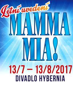 Soutěž o vstupenky na letní představení muzikálu MAMMA MIA! - www.chytrazena.cz