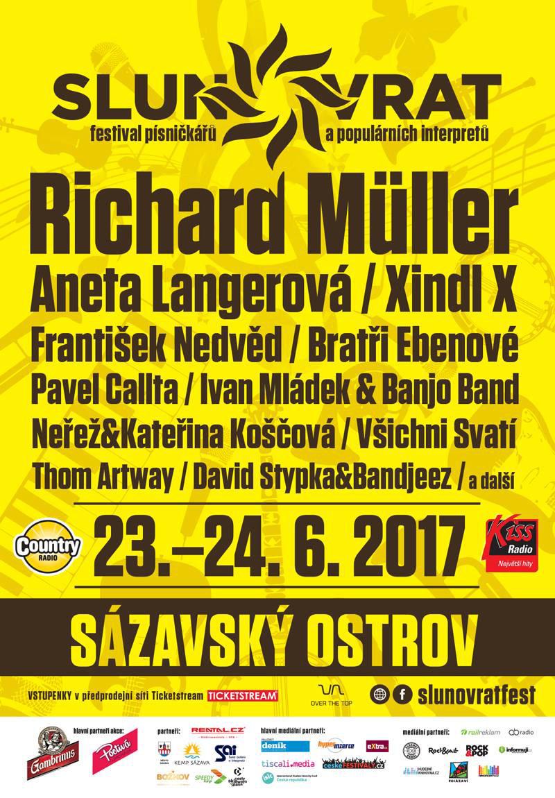 Soutěž o vstupenky na festival Slunovrat - www.ententyky.cz