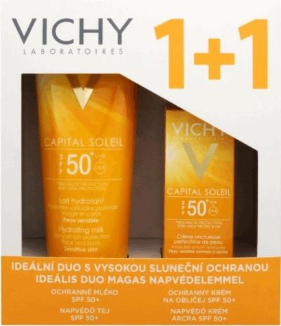 Soutěž o mléko na opalování Vichy Capital Soleil Family Milk - www.soutez4u.cz