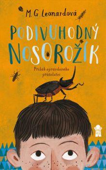 Soutěž o knihu Podivuhodný nosorožík - www.vaseliteratura.cz