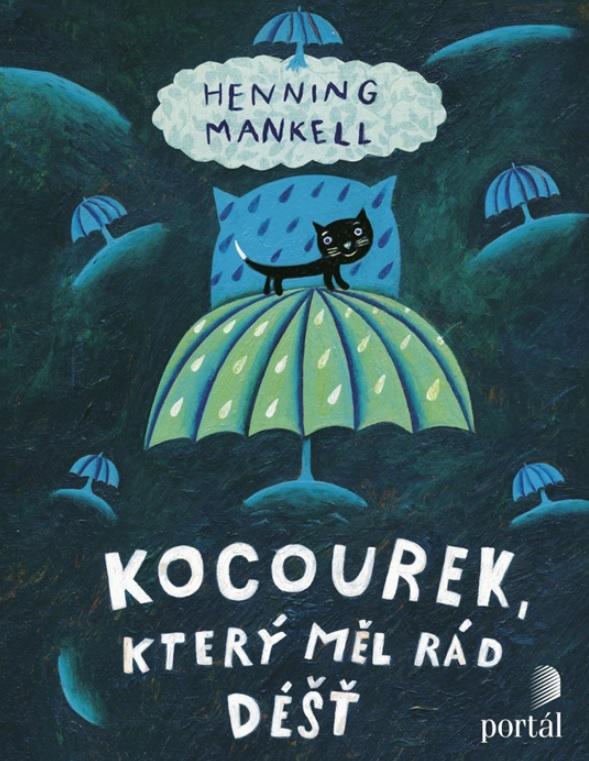 Soutěž o knihu Kocourek který měl rád déšť - www.vaseliteratura.cz