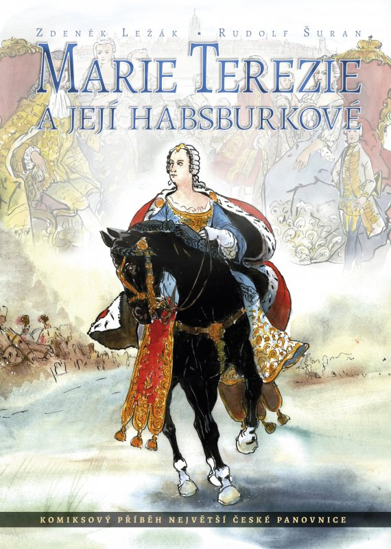 Soutěž o knihu Marie Terezie a její Habsburkové - www.vaseliteratura.cz