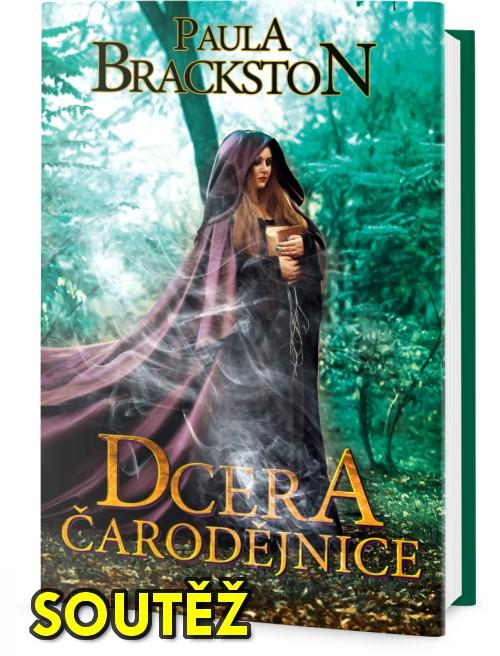 SOUTĚŽ o fantasy knihu DCERA ČARODĚJNICE - www.chrudimka.cz