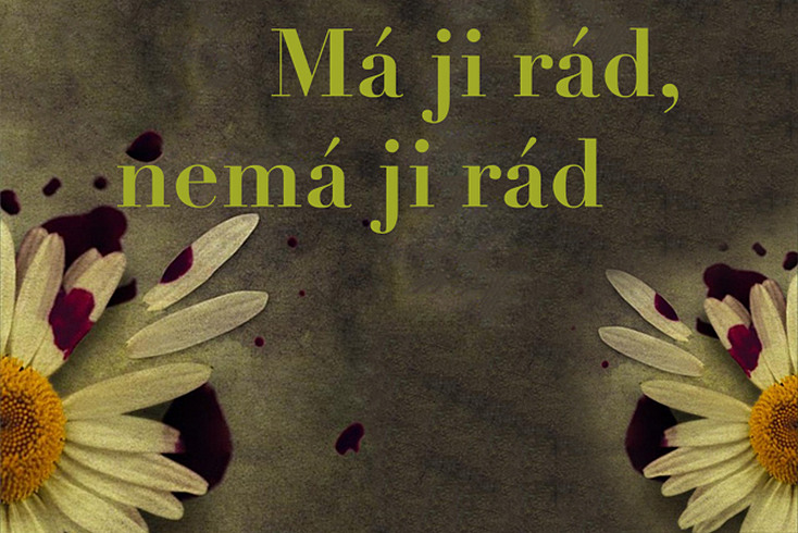 Vyhrajte krimi román Má ji rád nemá ji rád! - www.klubknihomolu.cz