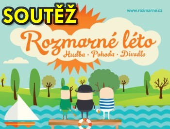 SOUTĚŽ o vstupenky na festival ROZMARNÉ LÉTO - www.chrudimka.cz