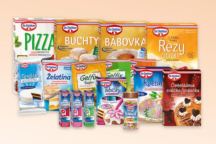 Křížovka o balíček produktů na pečení Dr. Oetker - www.vyhranasedm.cz