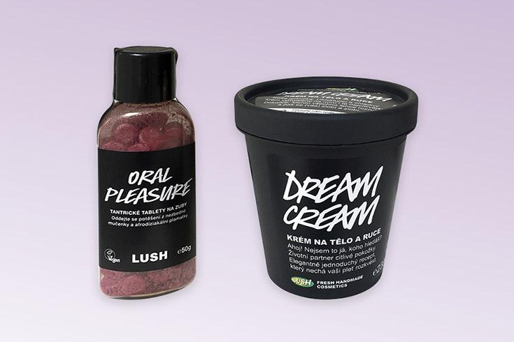 Křížovka o přírodní kosmetiku Lush - www.vyhranasedm.cz