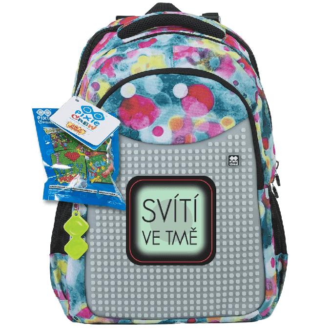Chceš mít super batoh nebo tašku přes rameno? Navrhni design a vyhraj to! - www.pixiecrew.cz