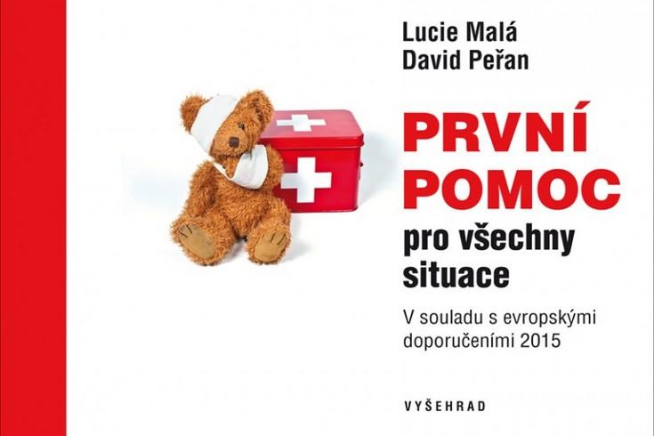 Vyhrajte knihu První pomoc pro všechny situace - www.klubknihomolu.cz