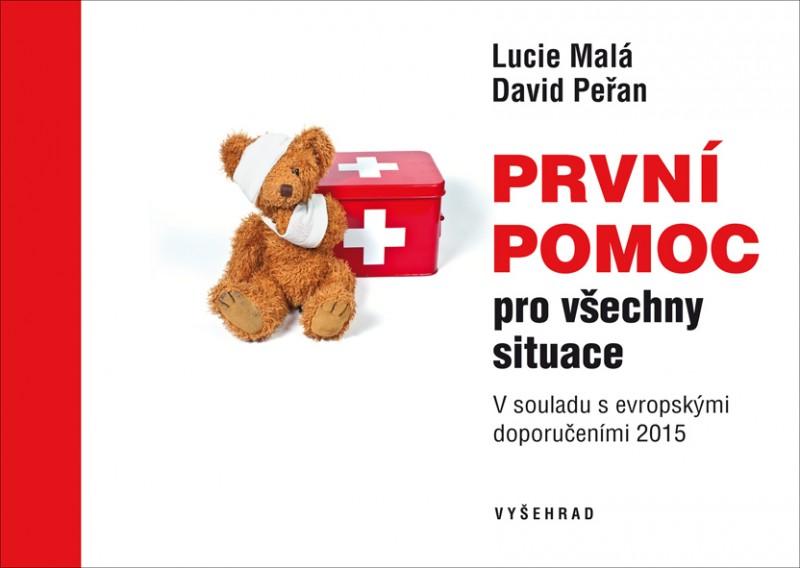 Soutěž o knihu První pomoc pro všechny situace - www.vaseliteratura.cz