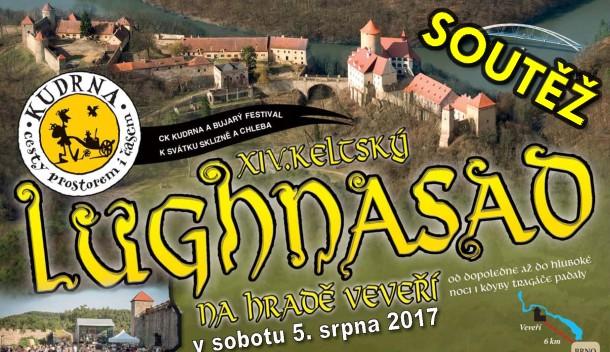 SOUTĚŽ o vstupenky na LUGHNASAD na hradě Veveří - www.chrudimka.cz