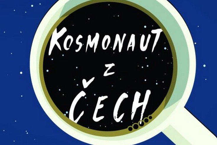 Vyhrajte knihu Kosmonaut z Čech - www.klubknihomolu.cz