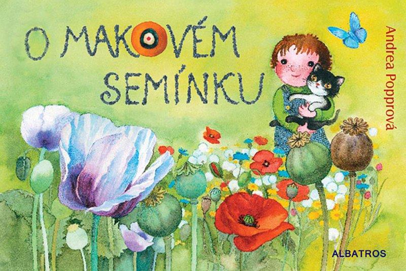 Soutěž o knihu O makovém semínku - www.vaseliteratura.cz