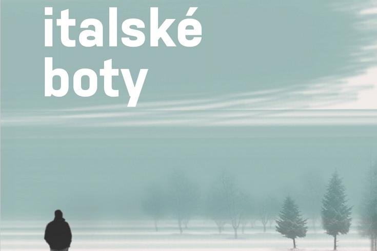 Vyhrajte nový román Henninga Mankella Italské boty! - www.klubknihomolu.cz