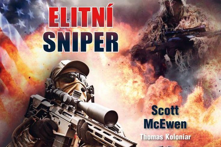 Vyhrajte knihu Elitní sniper: Neviditelný - www.klubknihomolu.cz