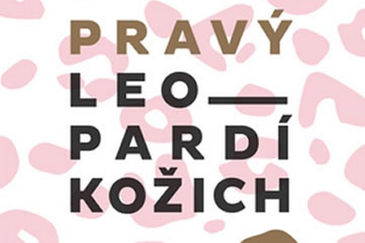 Vyhrajte dvě knihy Pravý leopardí kožich - www.klubknihomolu.cz