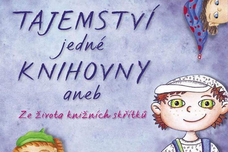 Vyhrajte tři knihy Tajemství jedné knihovny - www.klubknihomolu.cz
