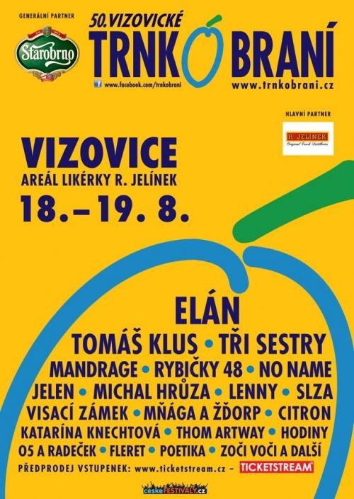 SOUTĚŽ o vstupenky na VIZOVICKÉ TRNKOBRANÍ 2017 - www.chrudimka.cz
