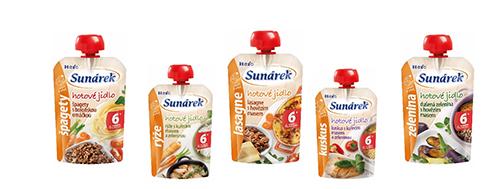 Soutěž o balíčky s hotovým jídlem Sunárek - www.ententyky.cz