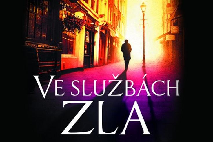 Vyhrajte tři thrillery Ve službách zla - www.klubknihomolu.cz