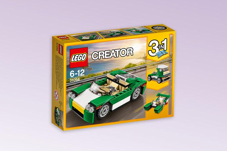 Křížovka o stavebnici LEGO Creator - www.vyhranasedm.cz