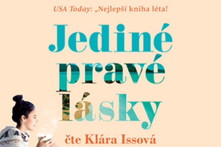 Vyhrajte tři audioknihy Jediné pravé lásky - www.klubknihomolu.cz