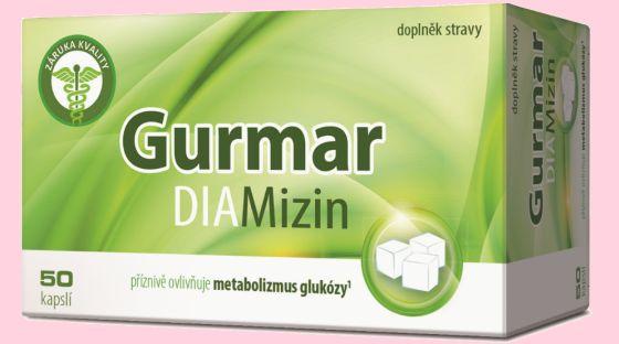 Soutěžte o účinného pomocníka v boji s cukrem Gurmar DIAMizin - www.chytrazena.cz