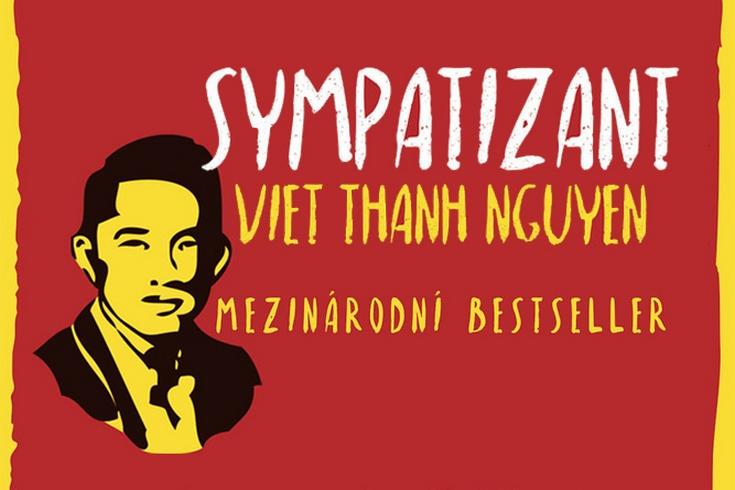 Vyhrajte tři špionážní romány Sympatizant - www.klubknihomolu.cz