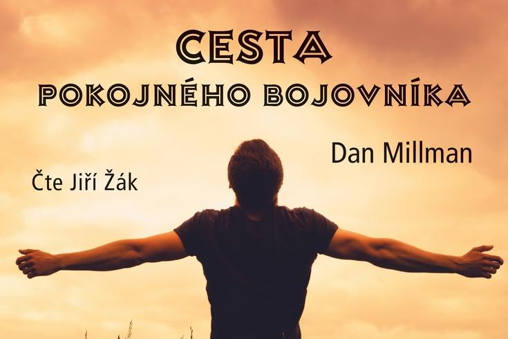 Vyhrajte tři audioknihy Cesta pokojného bojovníka  - www.klubknihomolu.cz