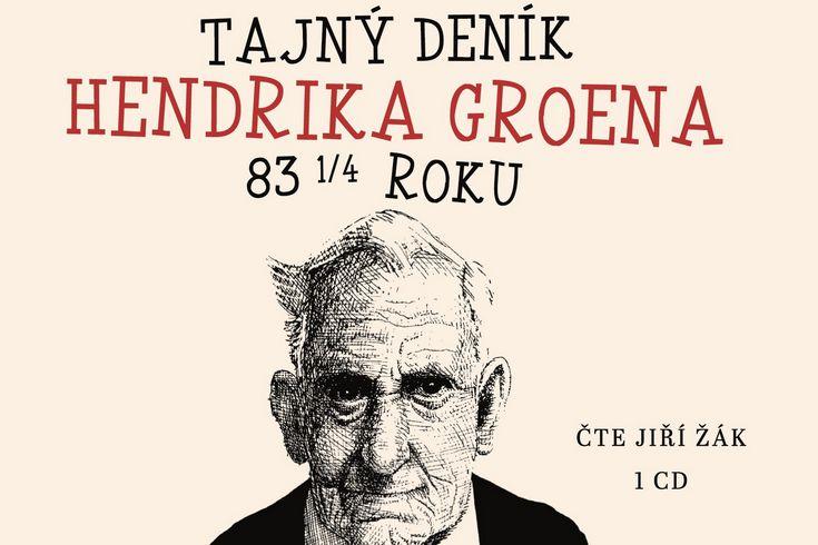 Vyhrajte audioknihu na CD Tajný deník Hendrika Groena - www.klubknihomolu.cz