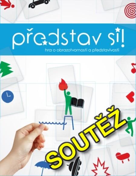 SOUTĚŽ o party hru PŘEDSTAV SI - www.chrudimka.cz