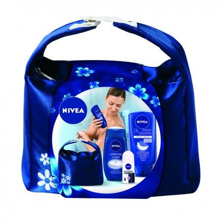 Soutěž o kosmetickou tašku Nivea Showermilk - www.soutez4u.cz