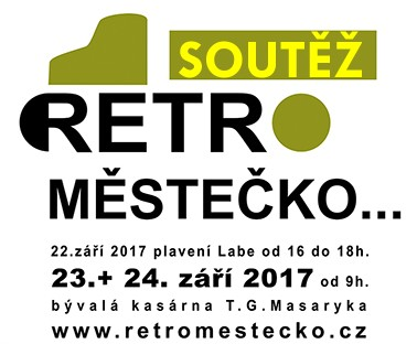 SOUTĚŽ o vstupenky na RETROMĚSTEČKO 2017 - www.chrudimka.cz