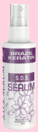 Soutěž o žhavou novinku S.O.S hydratační sérum od Brazil Keratin - www.chytrazena.cz