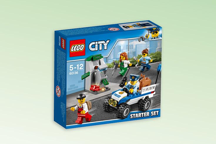 Křížovka o stavebnici LEGO Creator City Policie - www.vyhranasedm.cz