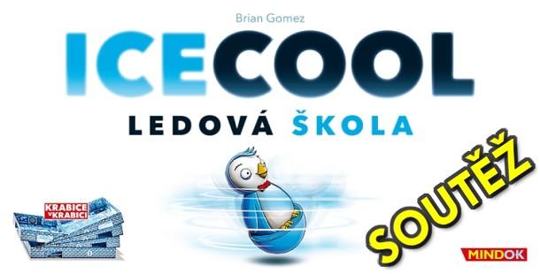 SOUTĚŽ o cvrnkací hru ICECOOL - LEDOVÁ ŠKOLA - www.chrudimka.cz