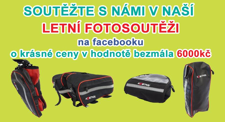 Velká letní fotografická soutěž  - www.kolobezky.bike.cz