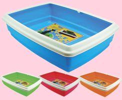 Vyhrajte toaletu pro kočky podestýlku Asan Cat Pure a masovou konzervu Fresco Dinner - www.chytrazena.cz